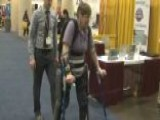 Bionic Suit Allows Vietnam Vet To Walk Again