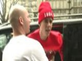 Bieber Blows Up At Paparazzi