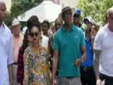 Beyonce And Jay-Z's Cuban Vacation