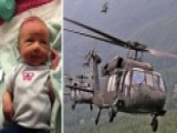 Baby On Board: US Marine's Wife Gives Birth In Helicopter