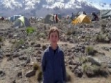 Boy Plans To Climb Highest Mountain In Western Hemisphere