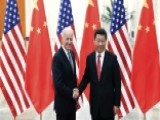 Biden Meets With Chinese Leader As Tensions Remain High