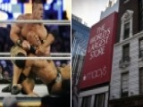 Bank On This: Macy's Shrinks, WWE Expands