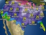 Brutally Cold Temperatures Sweep Across Country