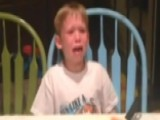 Boy Has Mini-meltdown Upon Learning He'll Have A New Sister