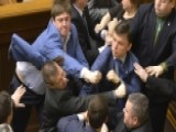 Brawl Erupts In Ukraine Parliament As Tensions Boil Over