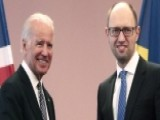 Biden Pledges Support In Meeting With Ukrainian Leaders