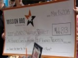 Barbecue Chain Serves Up Plate Of Patriotism