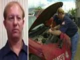 Blind Man Earns Degree In Auto-mechanics