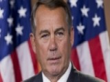 Boehner's Suit Against Obama To Focus On ObamaCare