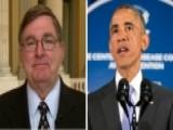 Burgess: President Should Use ObamaCare Money To Fight Ebola