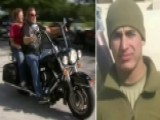 Bikers Rally For Marine Held In Mexico
