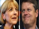 Baker, Coakley Nearly Tied In Massachusetts Governor's Race