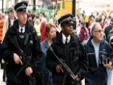 British Police Arrest 4 Men On Terrorism-related Charges