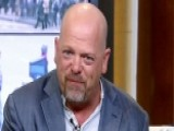 Big Gov't Hurting Small Business? Rick Harrison Weighs In