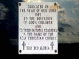 Battle Brewing Over Religious Plaques At Texas Schools