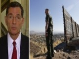 Barrasso On Immigration Reform: 'Border Security Is Key 00006000 '