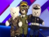 Build-A-Bear Joins The Toys For Tots Toy Collection Effort