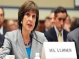 Bias Bash: Press Needs To Keep Investigating IRS Scandal