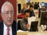 Ben Stein Reacts To Monthly Jobs Numbers