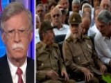 Bolton: Normalizing Relations With Cuba Is 'appeasement'