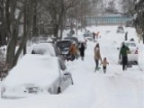 Blizzard Slams New England, Long Island, Spares Most Of NYC