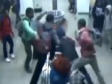 Brutal Beating Of Teen On Philadelphia Subway Platform