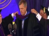 Brit Hume Gives Commencement Address At Pepperdine