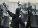 Baltimore's Top Cop Admits Officers Overwhelmed By Rioters