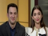 Ben Savage And Rowan Blanchard Talk 'Girl Meets World'