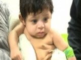 Baby Makes History With Heart Transplant