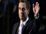 Beau Biden Being Treated At Walter Reed Medical Center