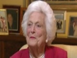 Barbara Bush Celebrates 90th Birthday