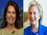 Bachmann: 'No One Believes Hillary Clinton Anymore'