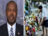 Ben Carson On Fallout From Charleston Attack, Lead In Polls