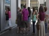 Banks Close In Greece As Money Crisis Worsens