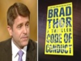 Brad Thor Reveals Inspiration For His New Thriller