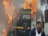Baltimore Police Release New Video Of April Riots