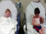Brothers Hospitalized With Sunburn After Daycare Trip