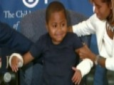 Baltimore Boy First To Receive Double Hand Transplant