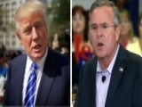 Bush Faces Trump's Blowback After 'anchor Babies' Remark