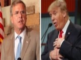 Bush Touts Leadership Experience Despite Attacks From Trump