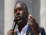 Ben Carson: 'We Don't Need A Department Of Veteran Affairs'