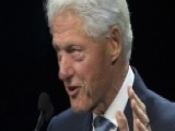 Bill Clinton: GOP Doesn't Want To Run Against Hillary