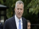 Bye George? De Blasio Removes Portraits Of First President