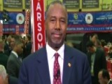 Ben Carson: Debate Audience Picked Up On Media Bias