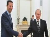 Bashar Al-Assad Losing Russian Support?