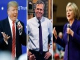 Bush Ad Depicts Trump Losing To Clinton In General Election