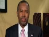 Ben Carson On GOP Debate Strategy