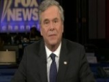 Bush: People Want Someone With A Steady Hand As President